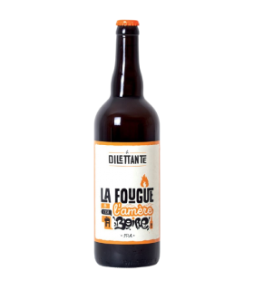 DILETTANTE FOUGUE IPA 75CL