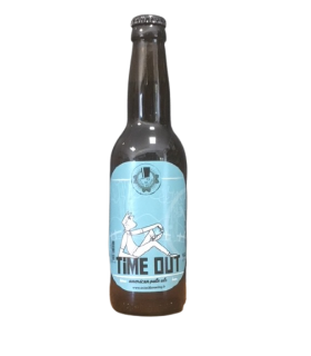 O'CLOCK BREWING TIME OUT APA 33CL