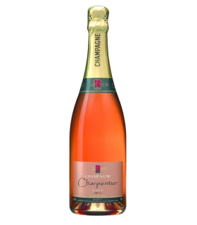 CHARPENTIER CHAMPAGNE AOP BRUT ROSE