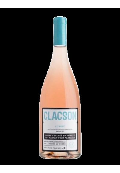 CLACSON  LE BLANC 75CL IGP PAYS D'OC