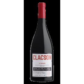 CLACSON LE ROUGE 75CL IGP PAYS D'OC