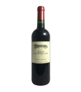 CANON FRONSAC AOP CHATEAU CANON LA VALADE ROUGE 75CL