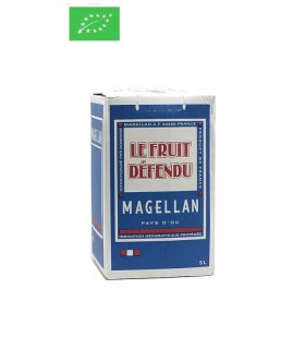 FRUIT DEFENDU ROUGE BIB 5L