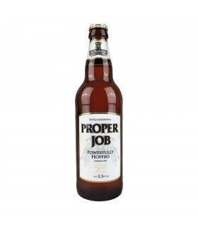 PROPER JOB IPA HOPPED 50CL